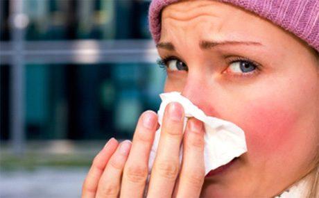 Tipos de alergias respiratórias