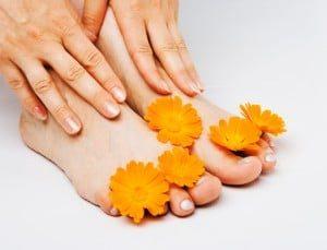 Cuidados para tratar o suor excessivo nos pés