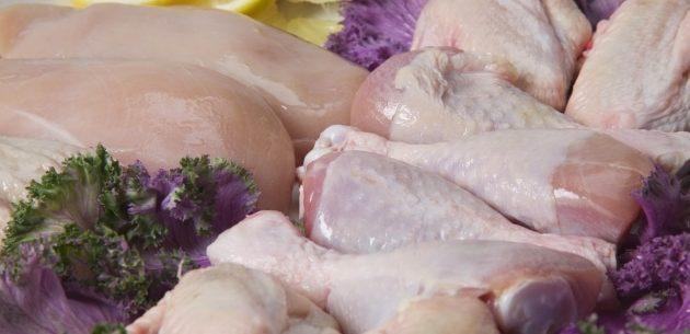 Os benefícios de comer carne de aves