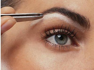 5 passos para a depilação da sobrancelha