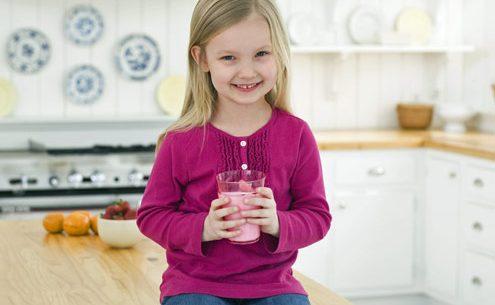 As melhores vitaminas para as crianças