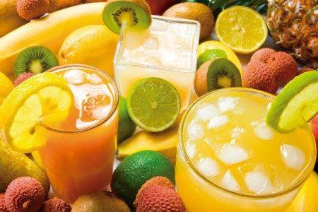 Bebidas energéticas naturais