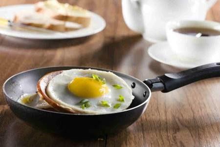 Café da manhã protéico para a perda de peso