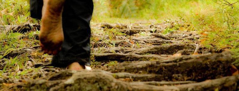 Razões para andar descalço