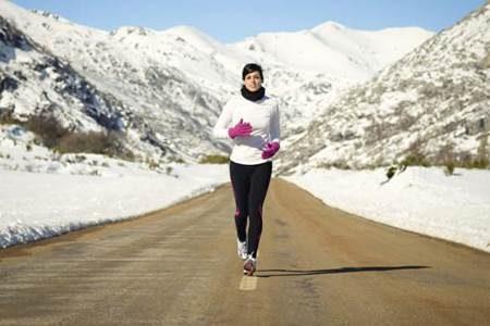 A exposição ao frio é saudável e pode ajudar a prevenir o ganho de peso