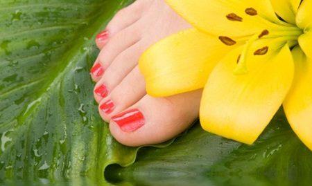 Remédios para o suor e odor nos pés