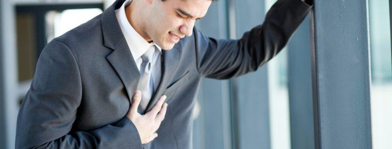 Como reconhecer um ataque cardíaco