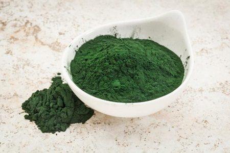 Spirulina seca: Uma fonte concentrada de proteína no mundo vegetal