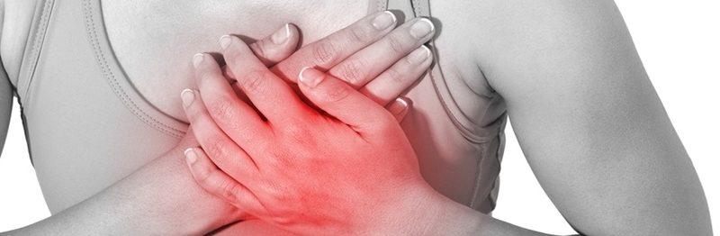 Sintomas atípicos que podem indicar um infarto em mulheres