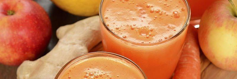 Receita saudável: suco natural para parar de roncar