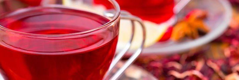 Propriedades e benefícios do chá vermelho para saúde