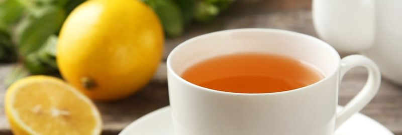 Benefícios do chá de casca de limão para a saúde
