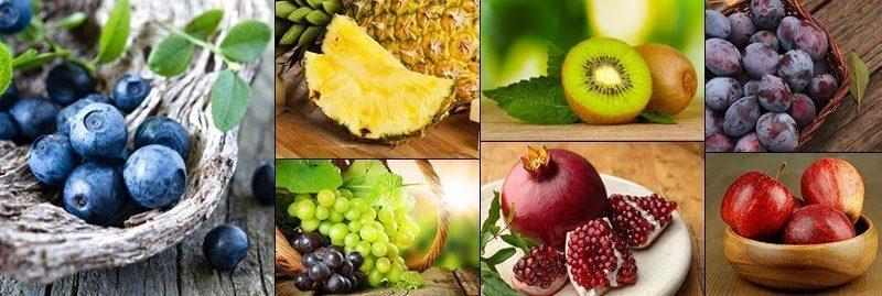 Frutas indicadas em uma dieta para colesterol alto