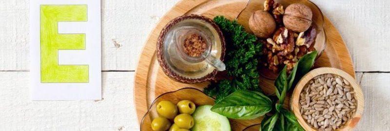 Vitamina E: fontes, carência e funções no organismo