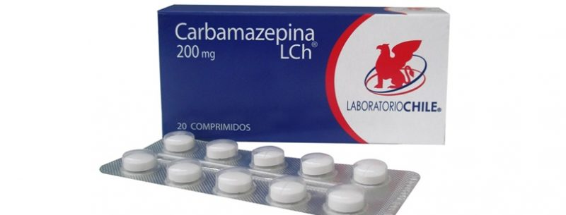 Carbamazepina contra ataques de epilepsia e distúrbio bipolar
