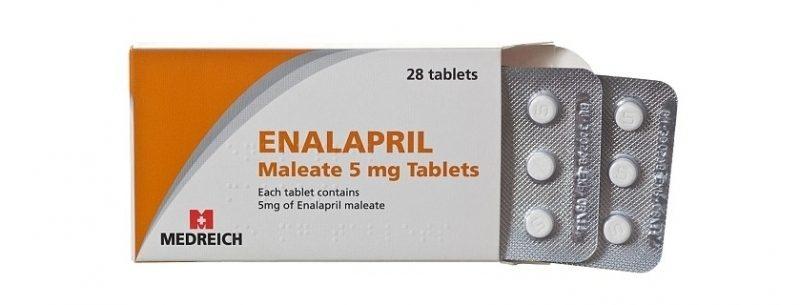 Bula e indicações de uso para o Maleato de Enalapril