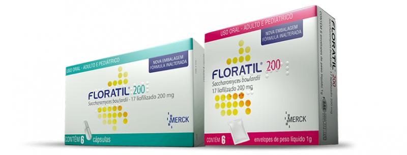 Para que serve o Floratil, como tomar, bula e efeitos colaterais
